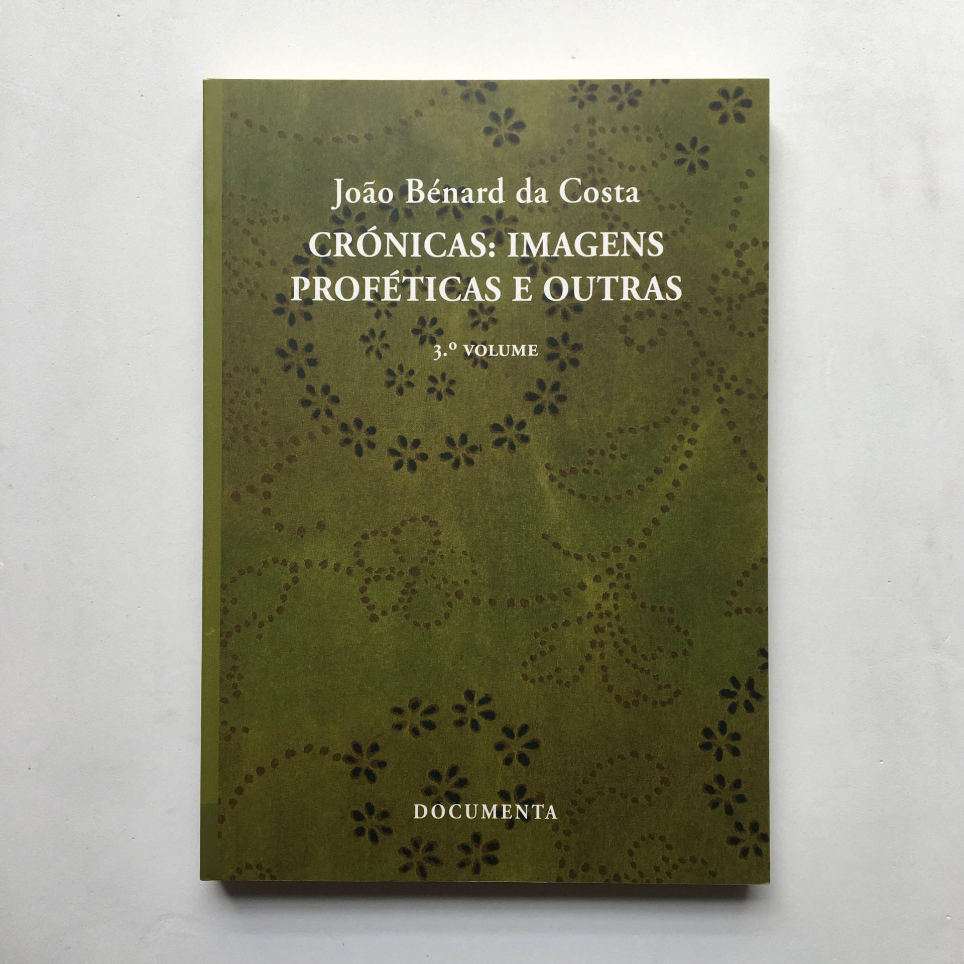 Crónicas: imagens proféticas e outras 3º volume