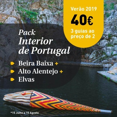 Verão 2019: Pack Interior de Portugal