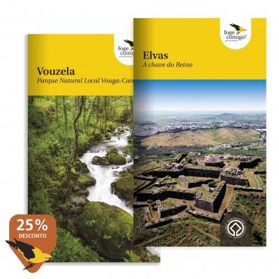 Guia Elvas + Guia Vouzela (25% desc.)