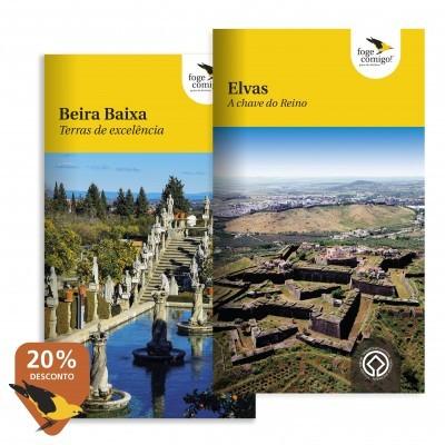 Guia Elvas + Guia Beira Baixa (20% desc.)