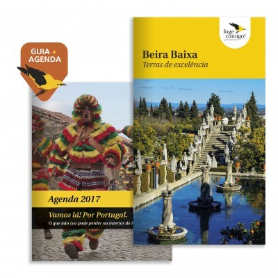 Guia Beira Baixa + Oferta Agenda