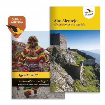 Guia Alto Alentejo + Oferta Agenda