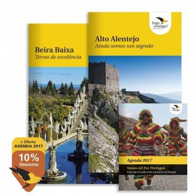 10% Desc. Guia Alto Alentejo + Guia Beira Baixa