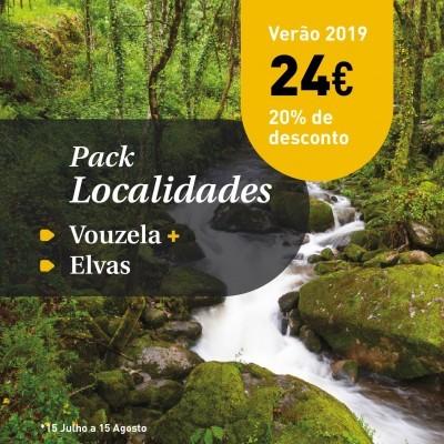 Verão 2019: Pack Localidades