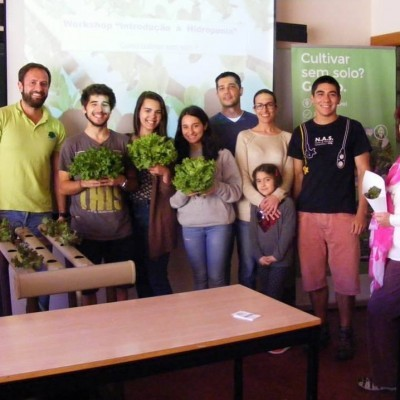 Workshop Porto - 19/05/18