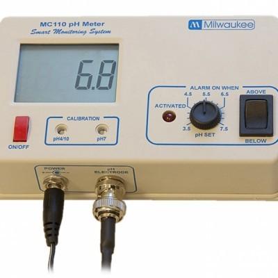 Medidor contínuo pH