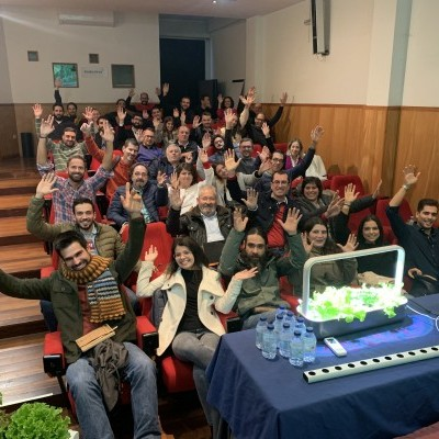 Workshop Lisboa - 08 Fevereiro