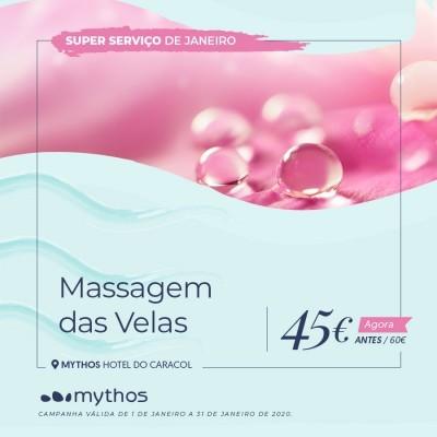 Massagem das Velas