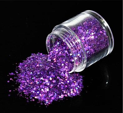Glitter Mix Roxo 10gr