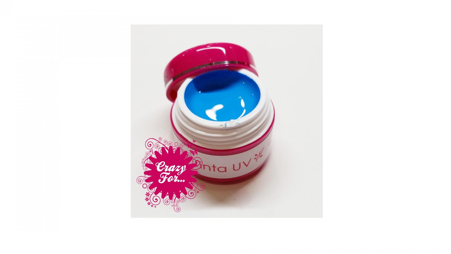Tinta UV nº16 - Azul Celeste