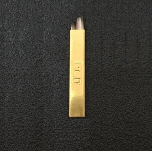 Lâmina Rígida 12 para Microblading