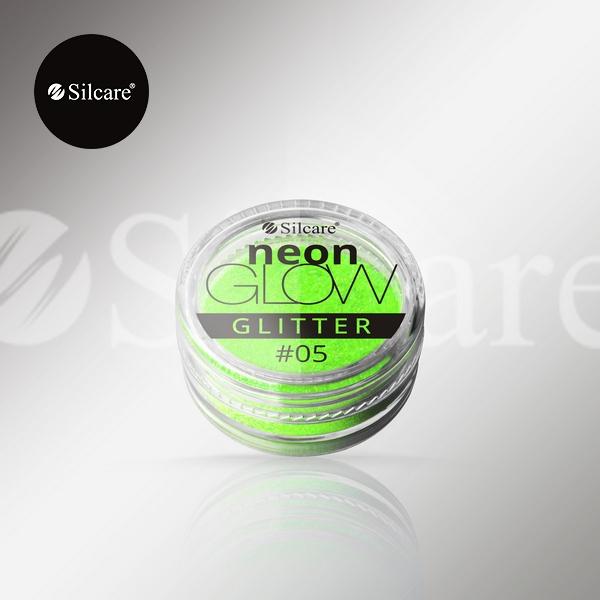 Glitter - Neon Green