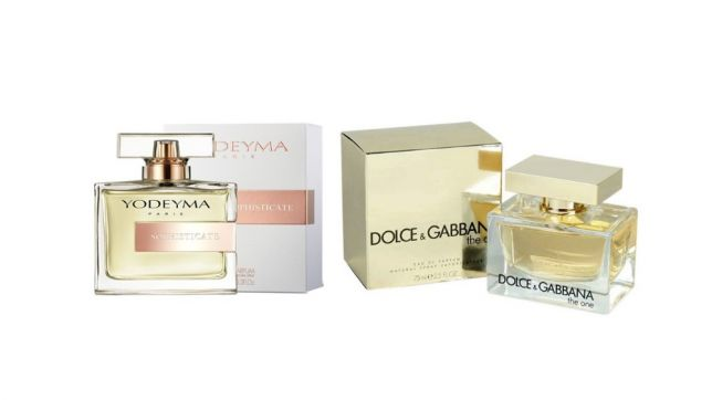Perfume Sophisticate (equiv. The One - Dolce & Gabbana)