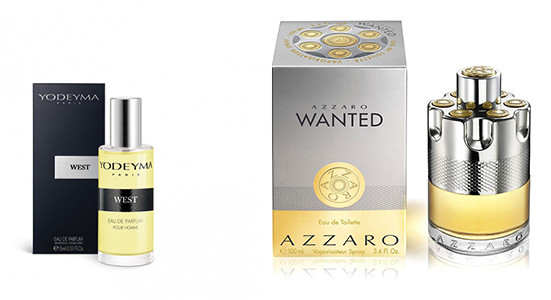 Perfume West (equiv. Azzaro Wanted - Azzaro)