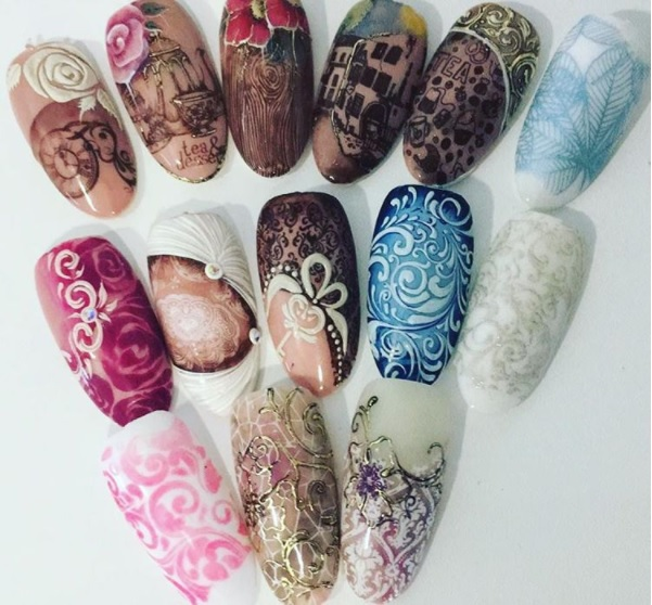 Workshop de Nail Art