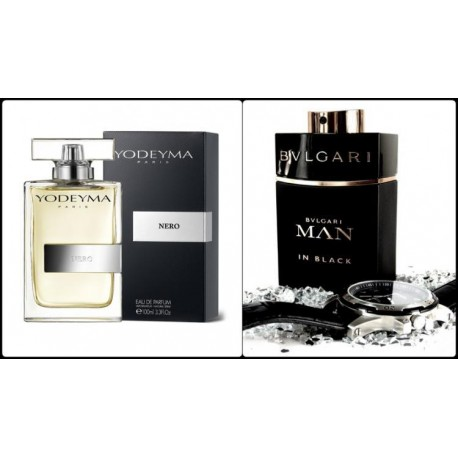 Perfume Nero (equiv. Man in Black - Bvlgari)