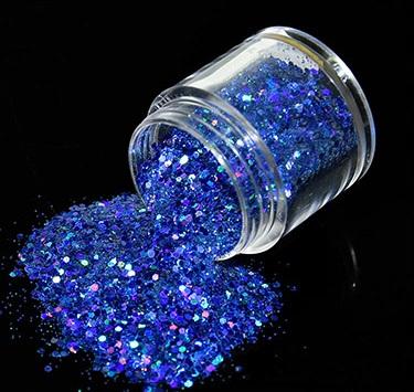 Glitter Mix Azul 10gr