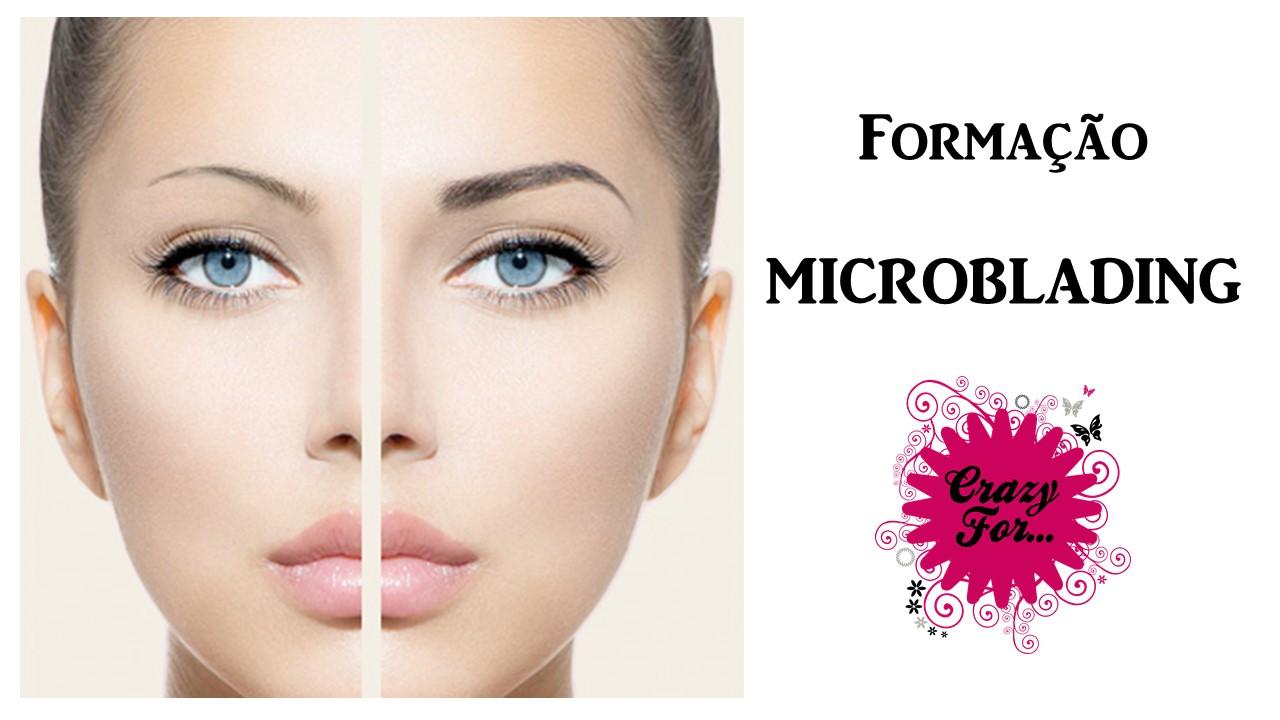 Formação Certificada de Microblading