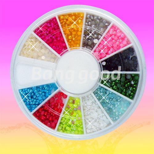 Roda Pérolas 12 cores