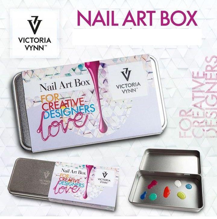 Nail Art Box Victoria Vynn