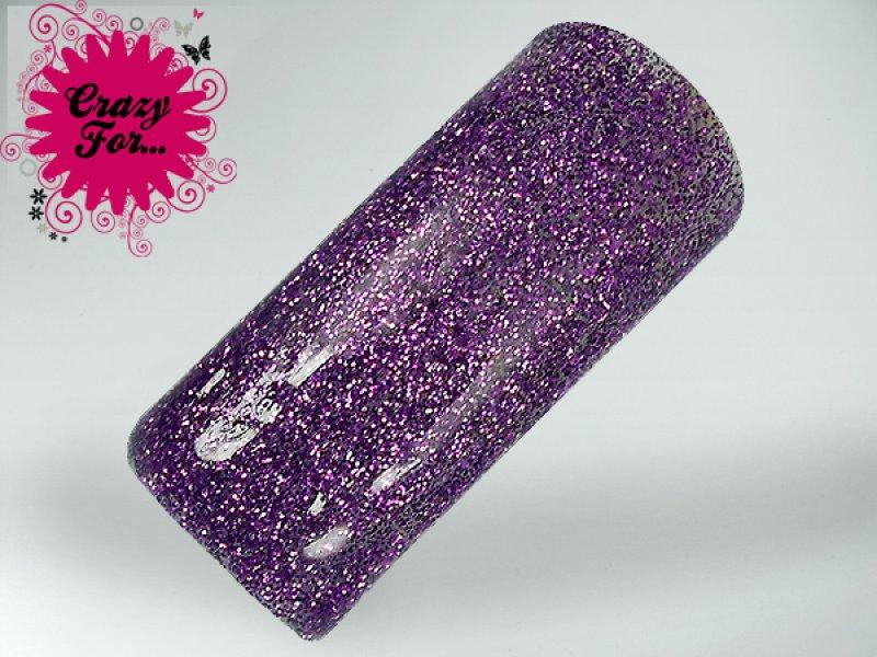 Verniz Gel V082 - Glitter Roxo
