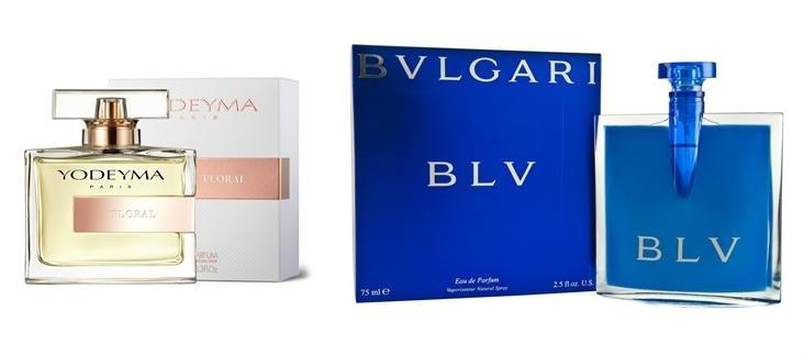 Perfume Floral (equiv. BLV - BVLGARI)