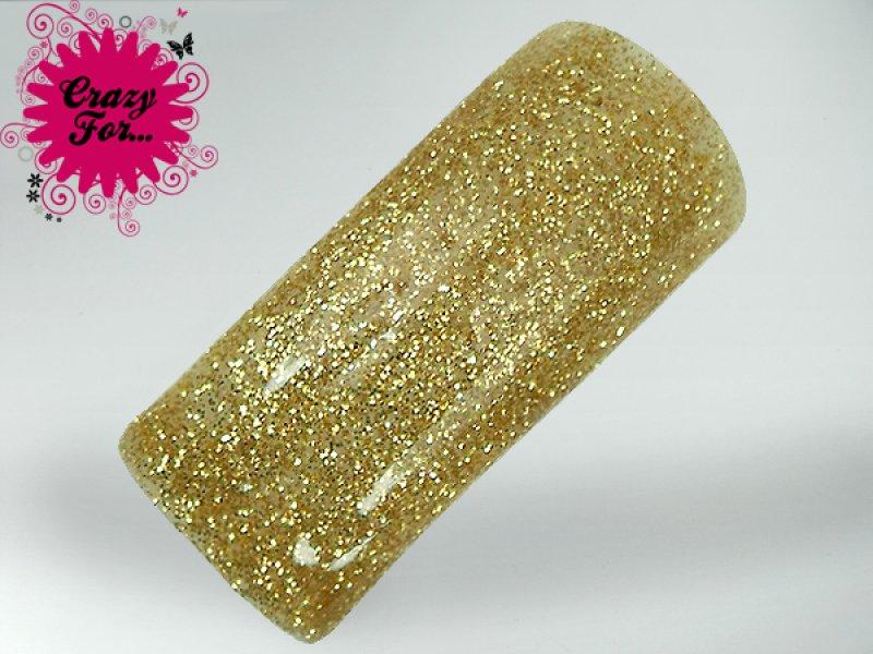 Verniz Gel V083 - Glitter Dourado