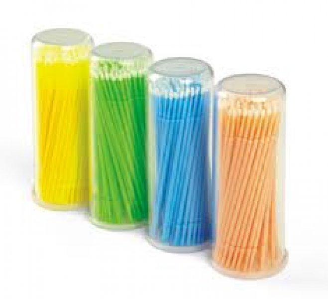 Microbrush - 100 unidades