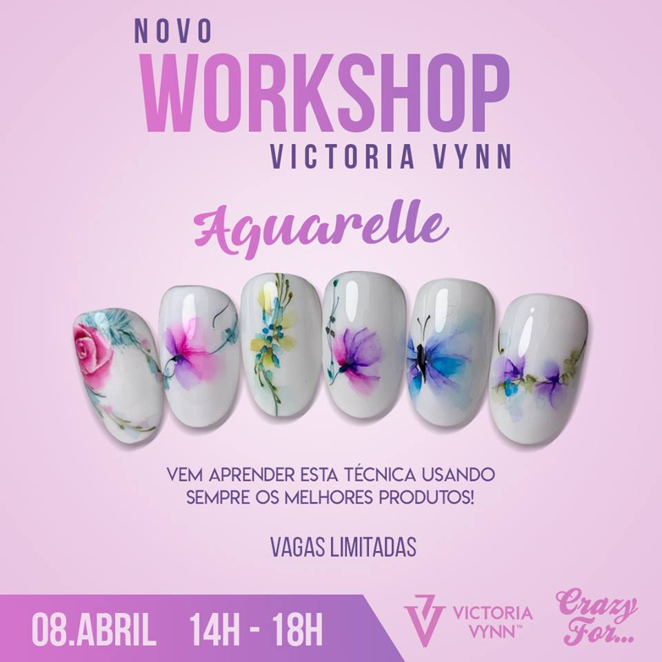 Workshop Nail Art Victoria Vynn
