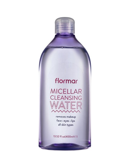 FLORMAR SKIN CARE MICELLAR CLEANSING WATER