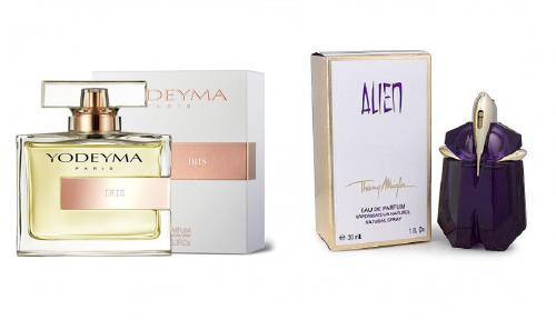 Perfume Iris (equiv. Alien - Thierry Mugler)