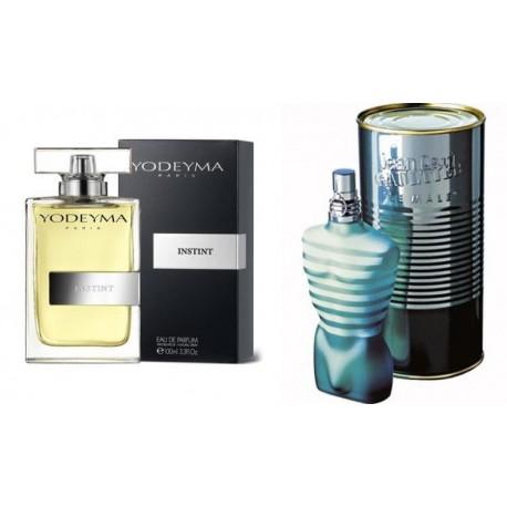 Perfume Instint (equiv. Le Male - Jean Paul Gaultier)