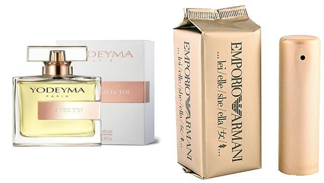 Perfume Avec Toi (equiv. Emporio She - Giorgio Armani)