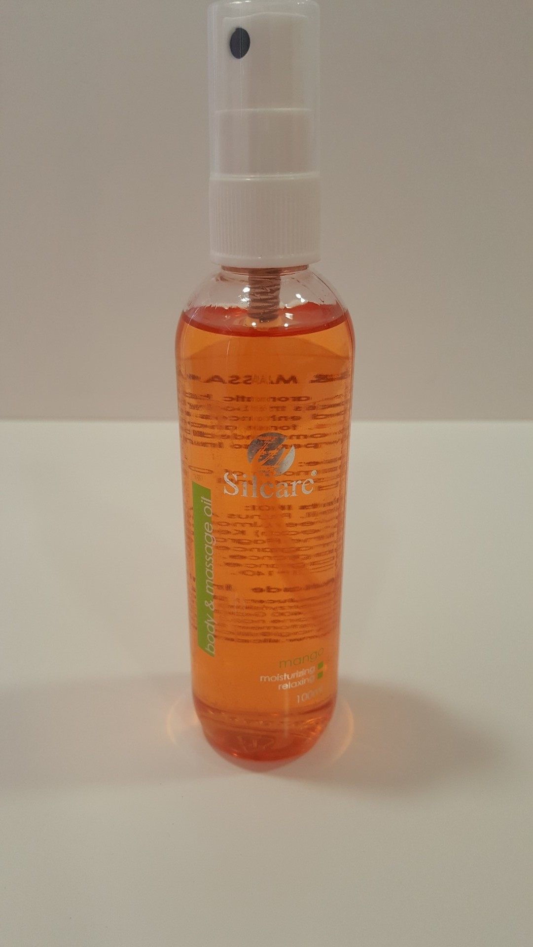 Óleos de Massagem Spray