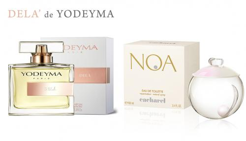 Perfume Delá (equiv. NOA - Cacharel)