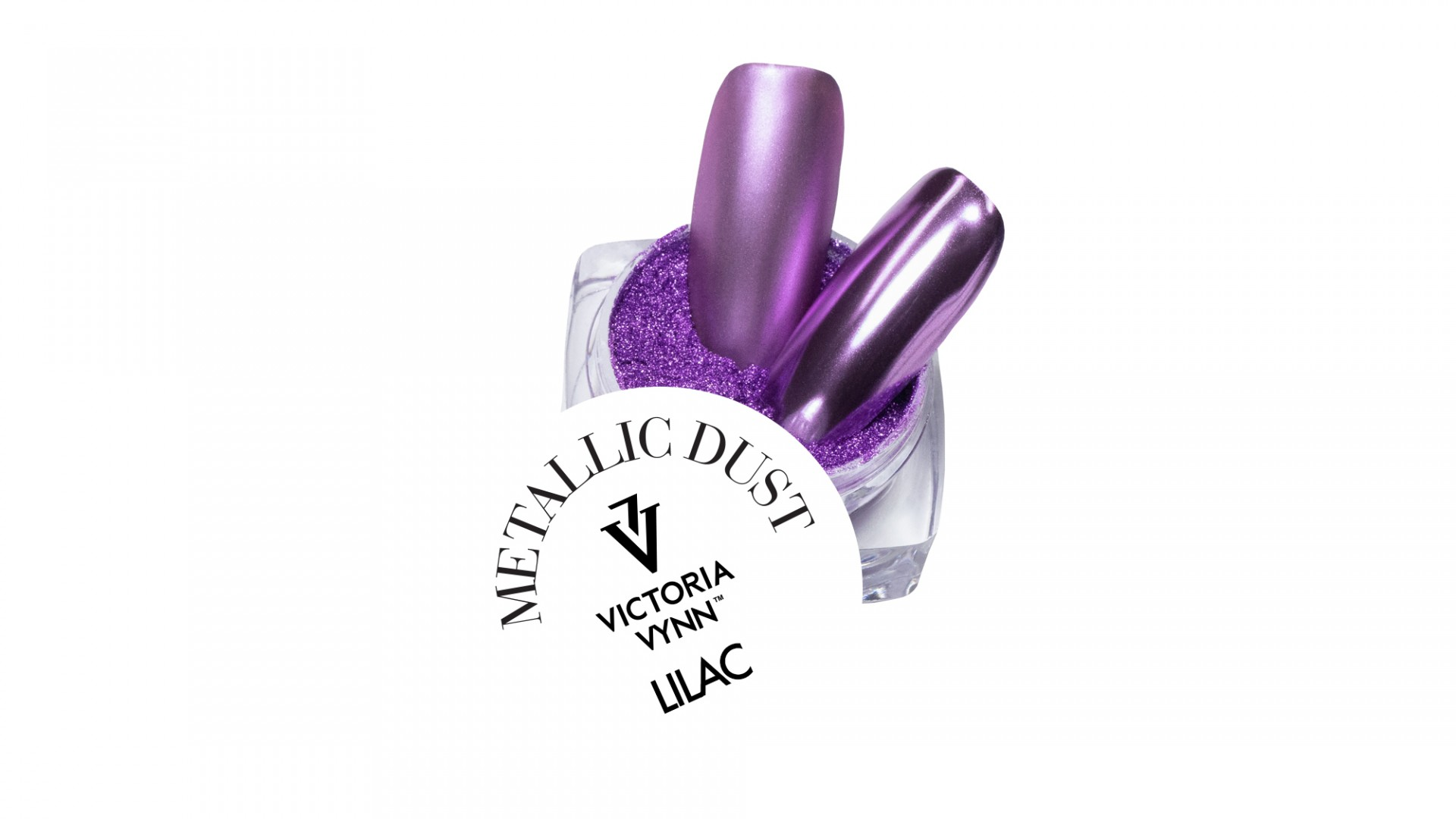Victoria Vynn Metallic Dusts n.º5 - Lilac