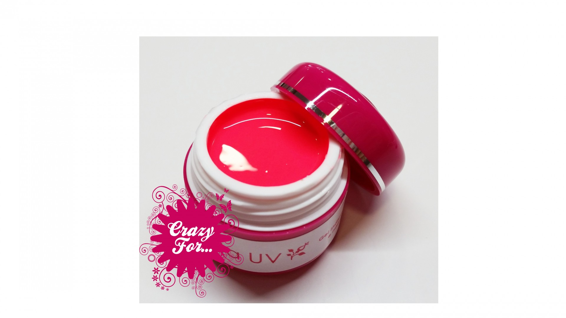 Tinta UV nº18 - Coral Neon