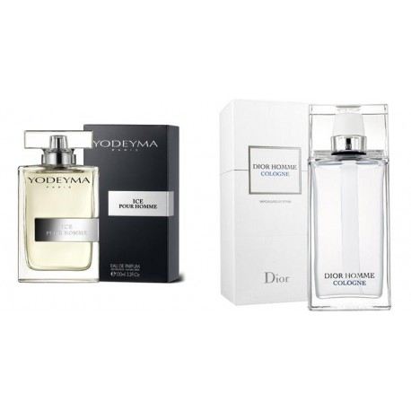Perfume Ice Pour Homme (equiv. Dior Homme Cologne - Dior)