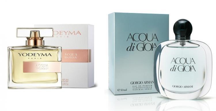 Perfume Acqua Woman (equiv. Acqua di Gioia - Giorgio Armani)