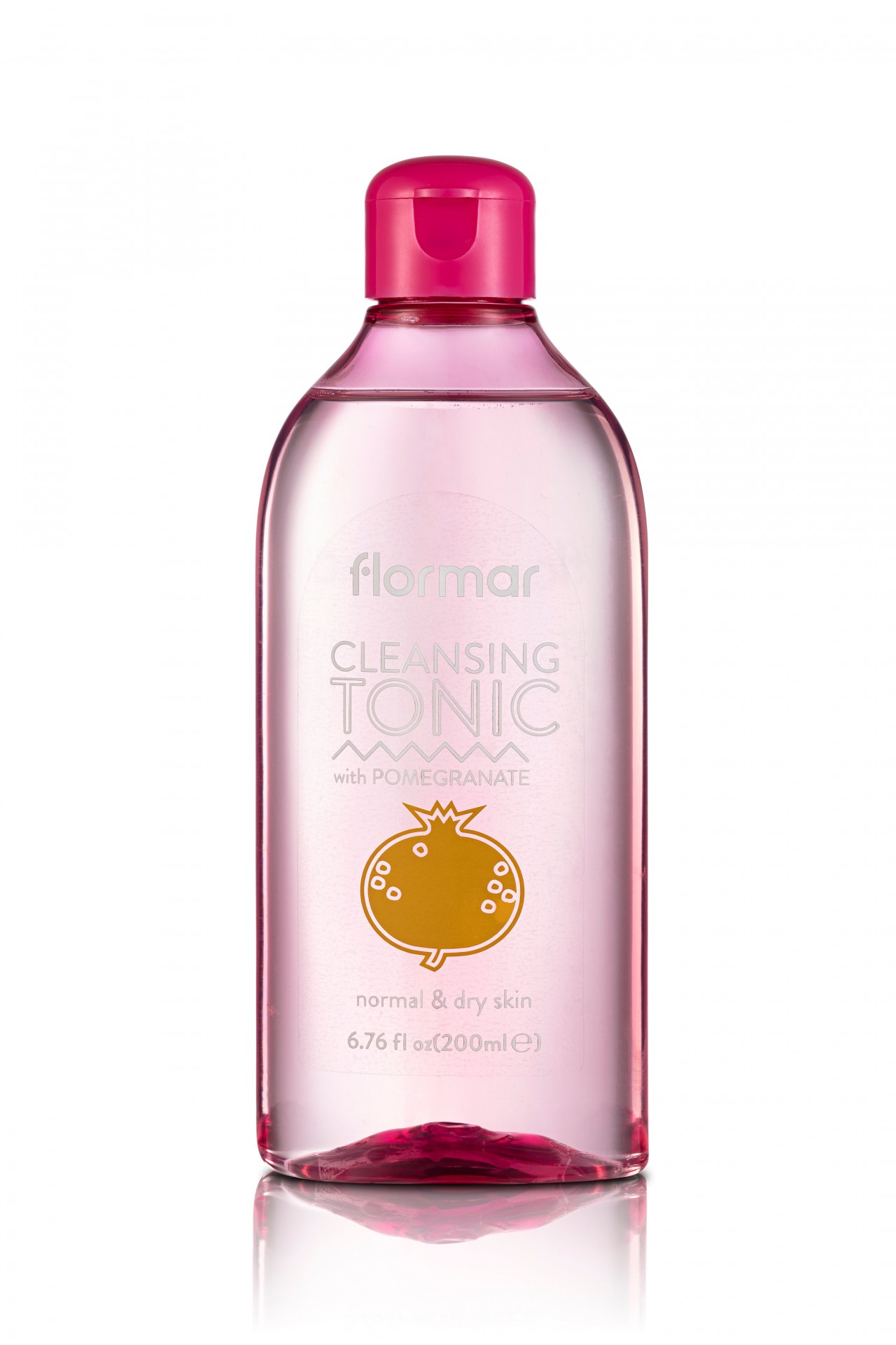 FLORMAR - CLEANSING TONIC - POMEGRANATE