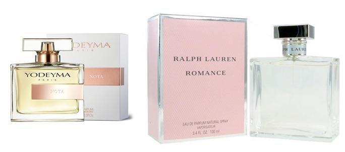 Perfume Kiss Me (equiv. Romance - Ralph Lauren)