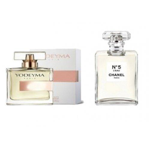 Perfume L'eau Berlue (equiv. n.º5 L'eau - Chanel)
