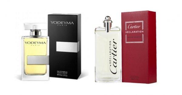 Perfume Timeless (equiv. Déclaration - Cartier)