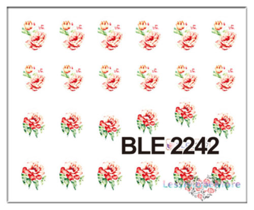 Decalque Flores Vintage 5