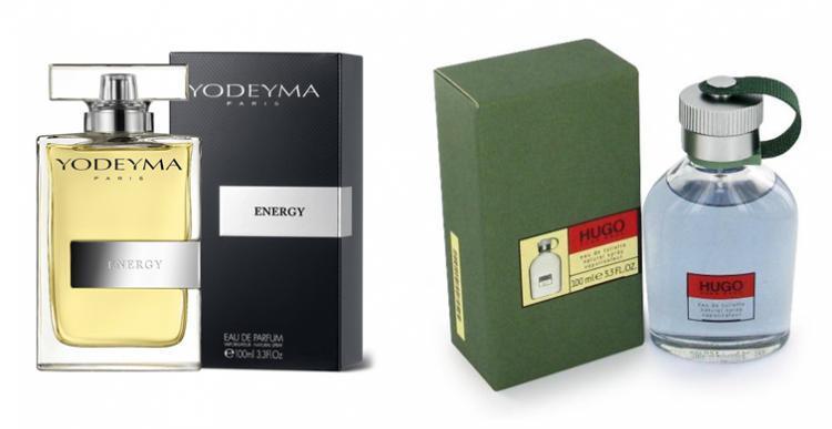Perfume Energy (equiv. HUGO - Hugo Boss)