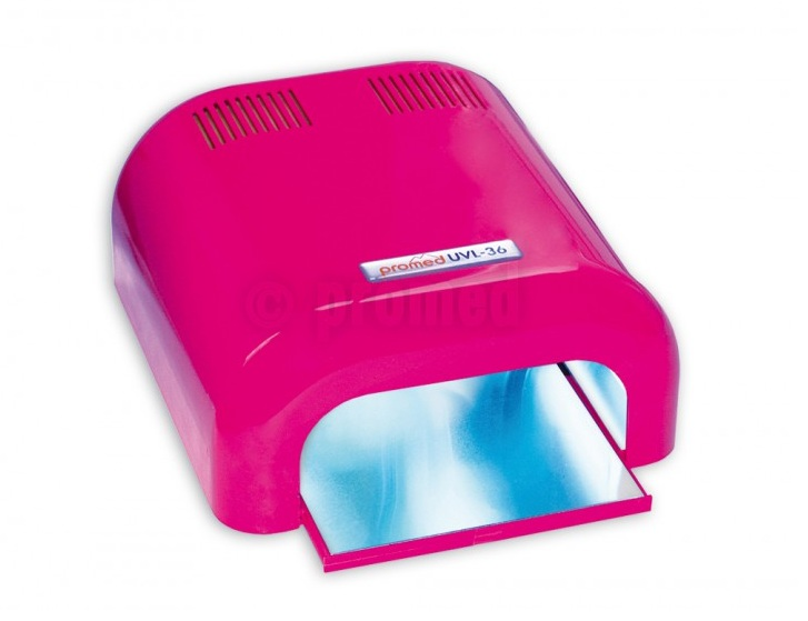 Forno UV PROMED - Pink