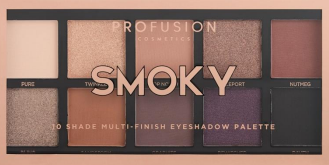 "PROFUSION- Artistry Mini - sombras ""SMOKY"""