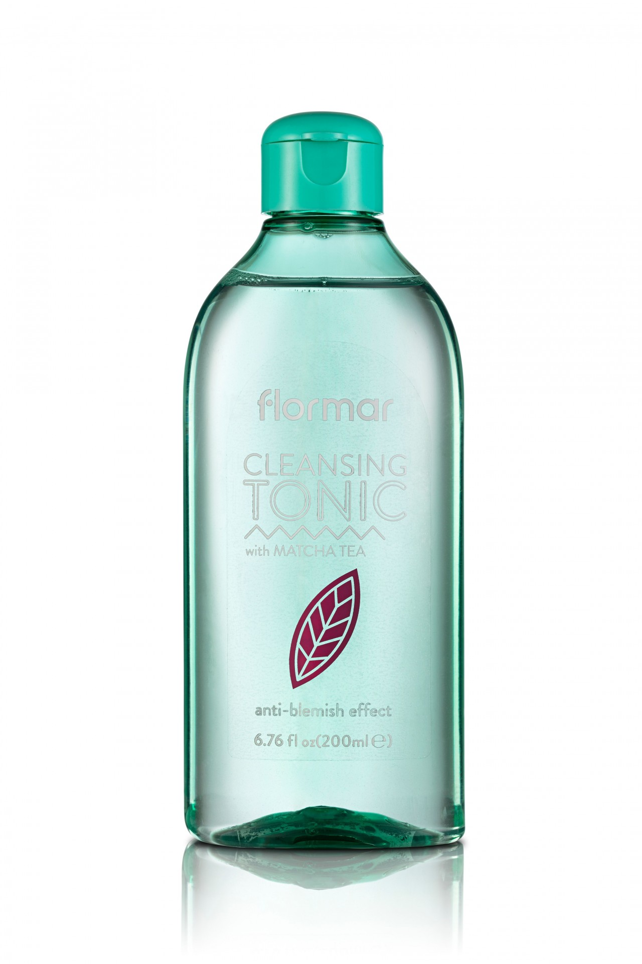 FLORMAR - CLEANSING TONIC - MATCHA TEA