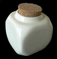 Pote de Porcelana para líquido acrílico