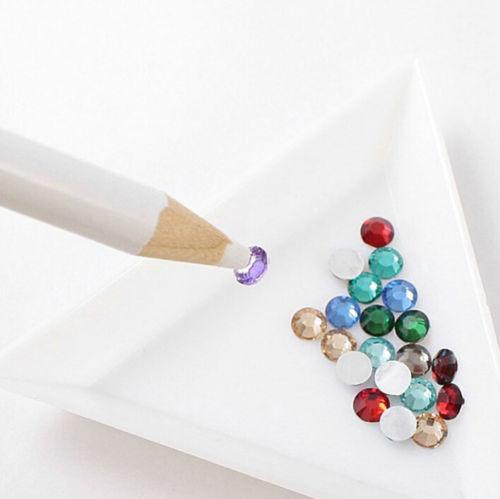Lápis de cera para brilhantes